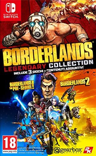 BORDERLANDS Legendary Collection - Nintendo Switch REACONDICIONADO