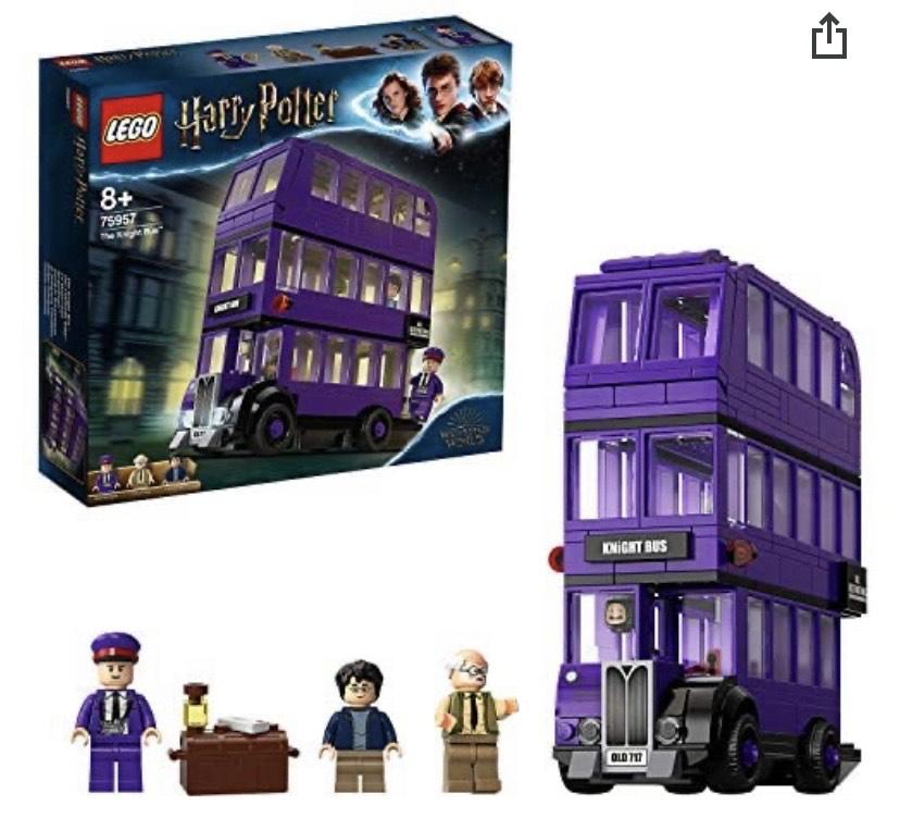 LEGO Harry Potter: Autobús Noctámbulo