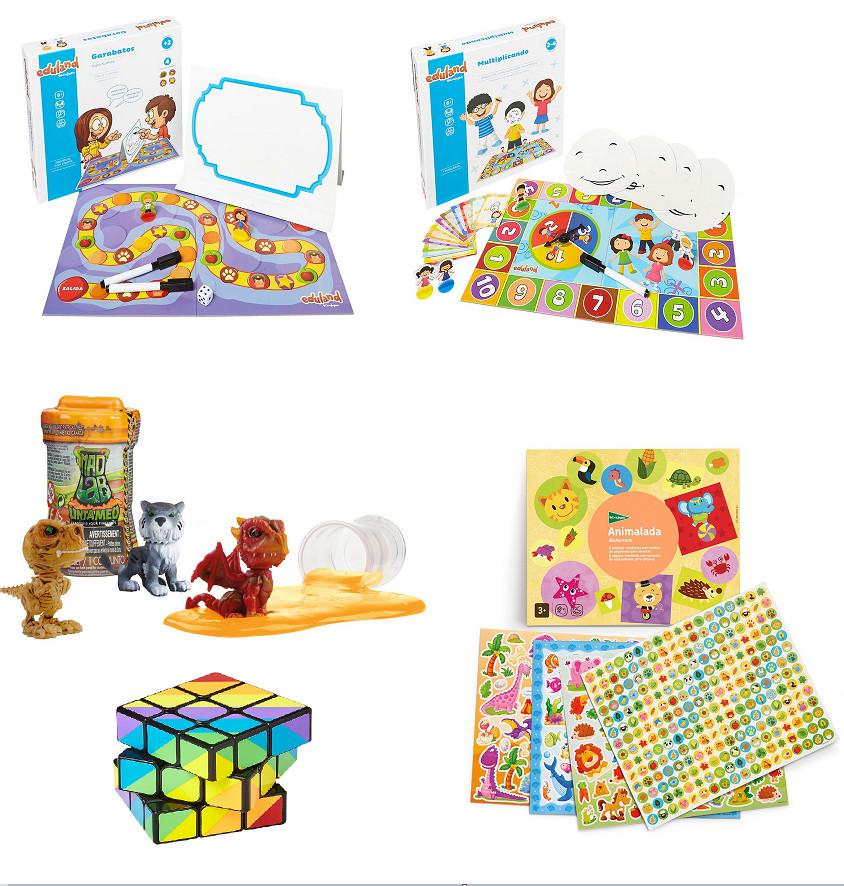 Juegos y juguetes a 1€ en El Corte Inglés