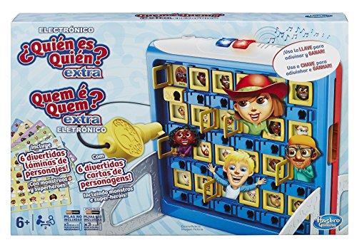 Juego de mesa. ¿Quién es quién? Extra. Versión electrónica. Hasbro Gaming. Solo 10 euros! Mínimo histórico!