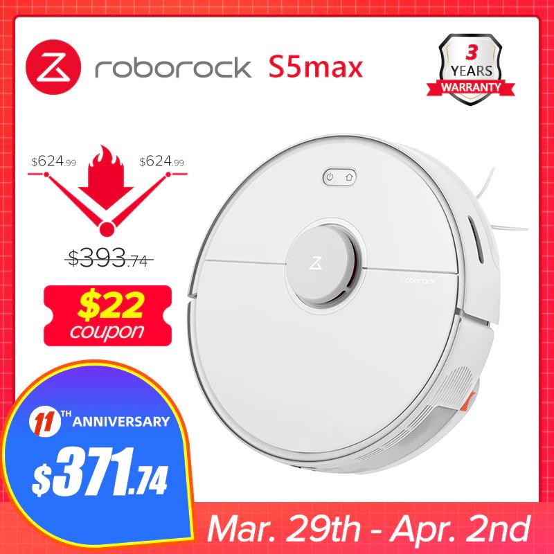 Roborock S5Max desde España