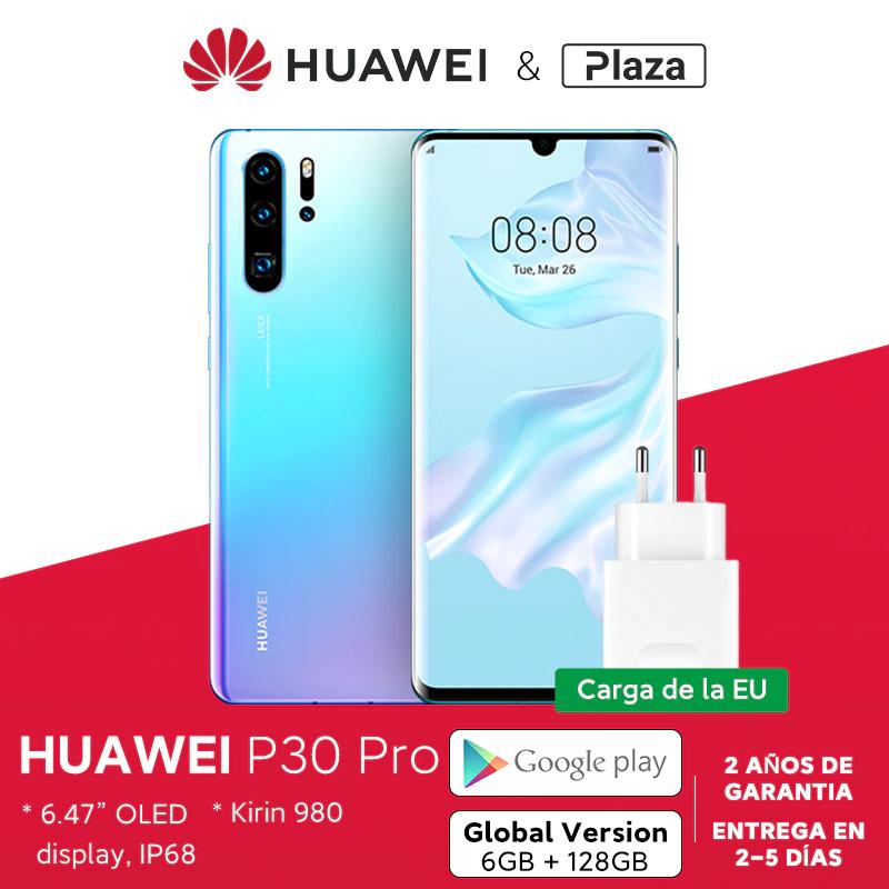 Huawei P30 pro 6/128 desde España