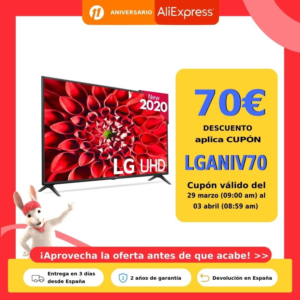 """SMART TV LG 55"""" Serie 7"""