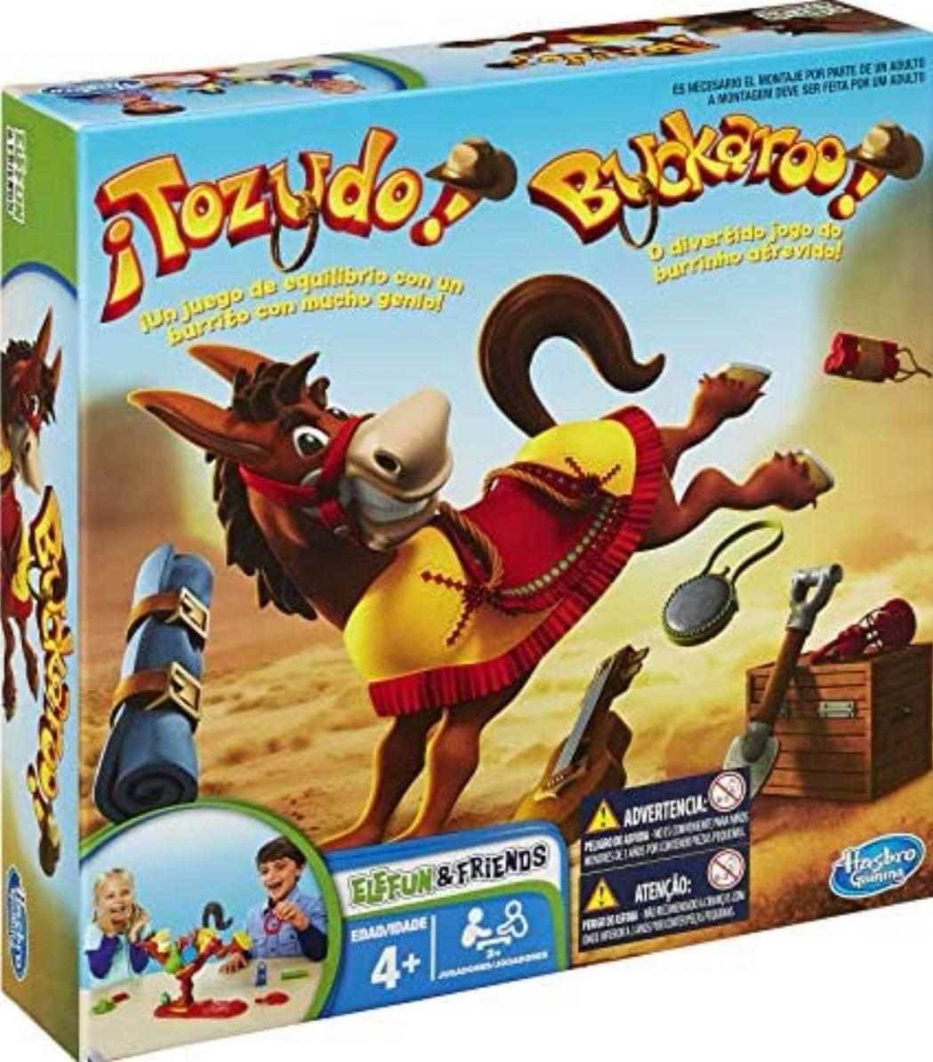 Hasbro Gaming Tozudo - Juego de mesa (Precio al tramitar)