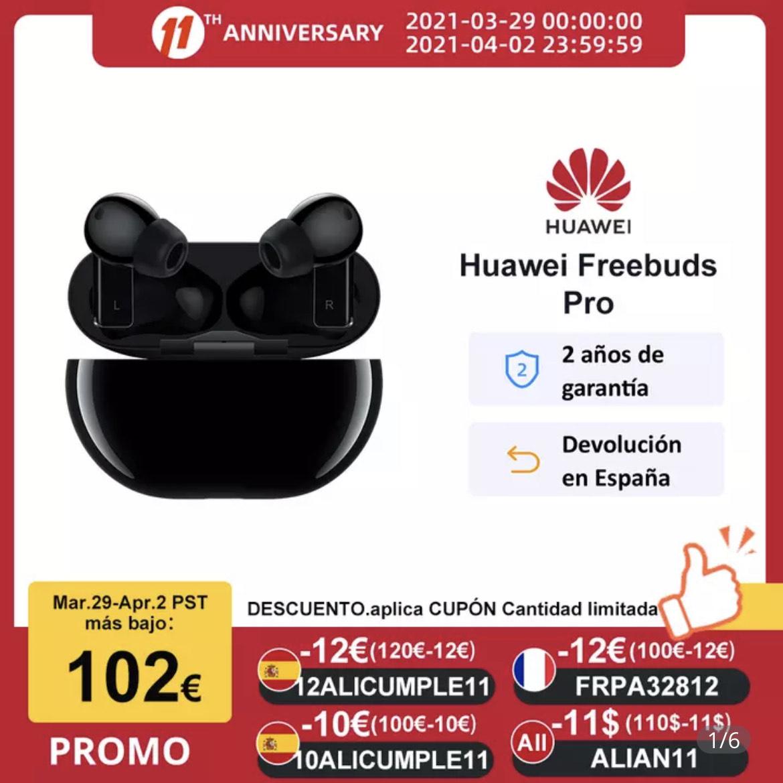 Huawei freebufs pro versión global