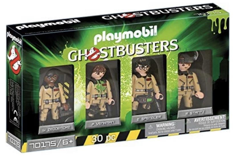Playmobil - Ghostbusters Juego con Set de Figuras