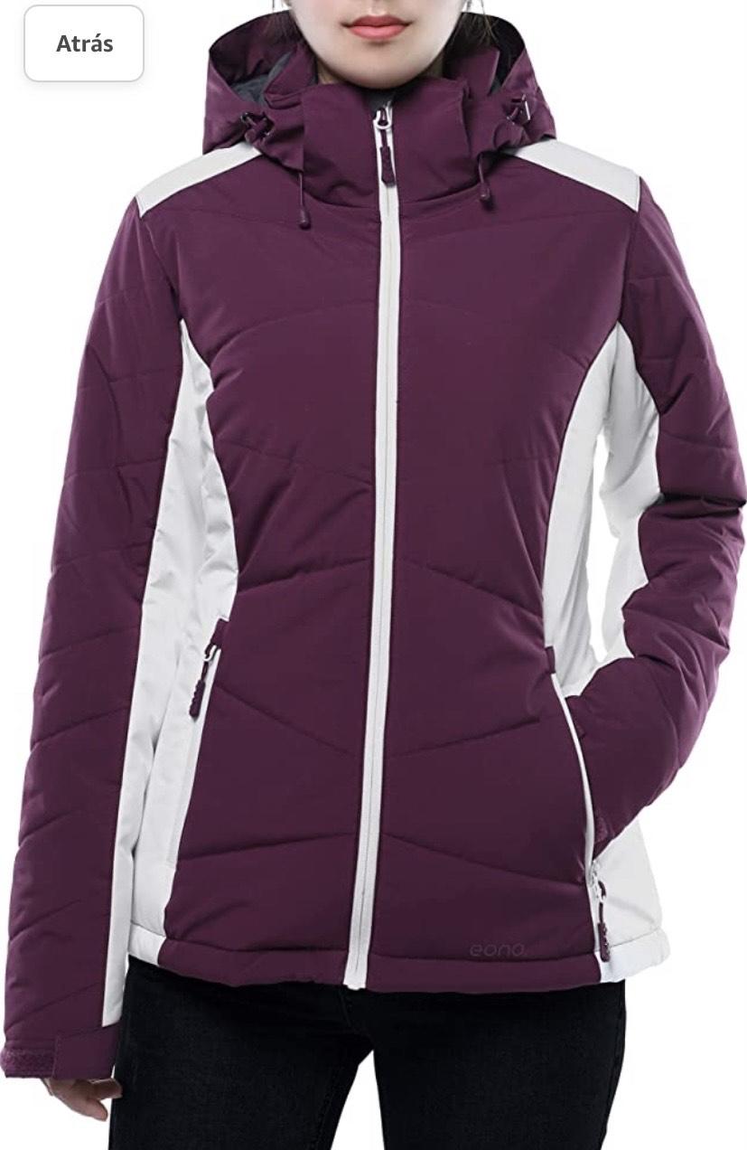 Talla XS chaqueta mujer Marca: EONO Ski & Snowboarding