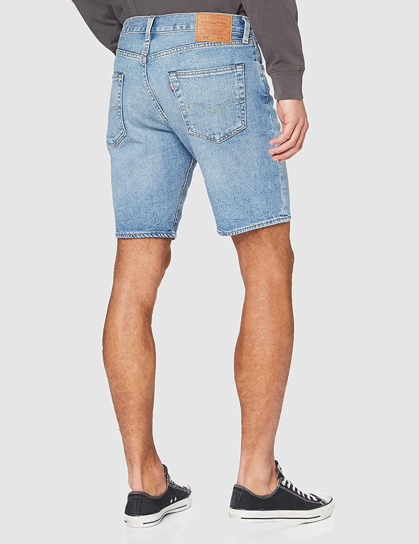 Levi's 501 Hemmed Short Denim Shorts T36?