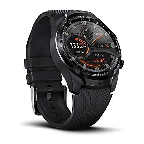 Ticwatch Pro 4G/LTE, Dual Screen, 4GB ROM + 1G RAM GPS NFC Google Pay