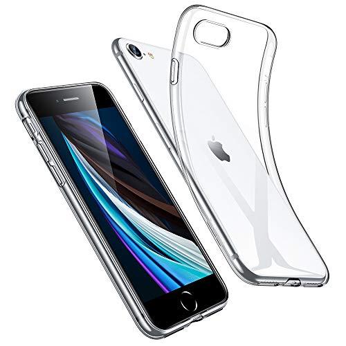 Funda ESR para iPhone SE 2020/8/7 transparente - No amarillea