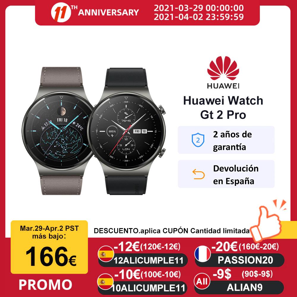 Huawei Watch GT 2 Pro (desde España)