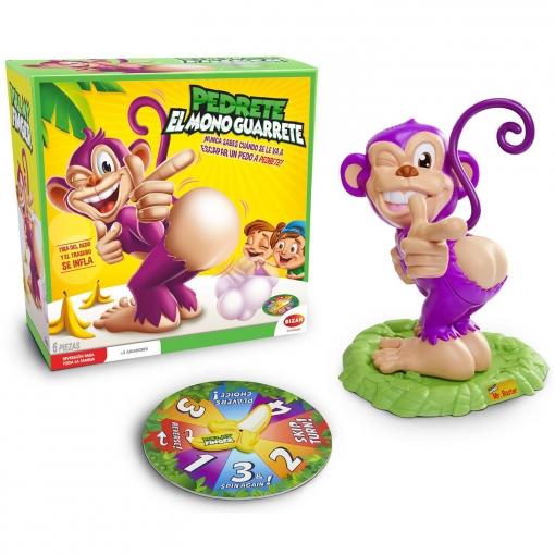 Bizak Juegos - Pedrete El Mono Guarrete