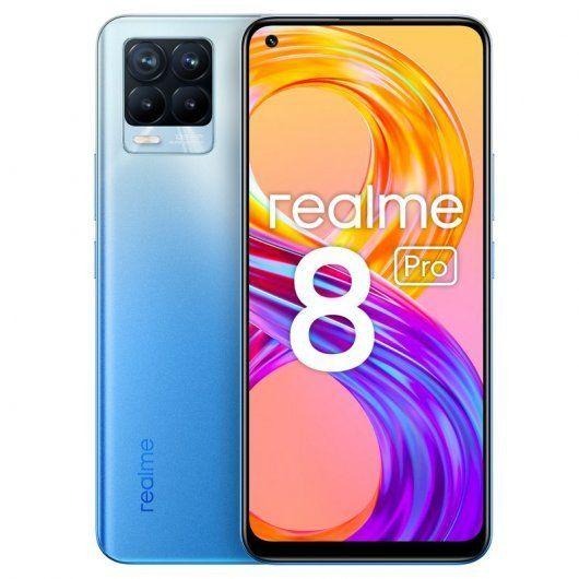 Realme 8 Pro [VERSION 8GB RAM, 128GB ROM]