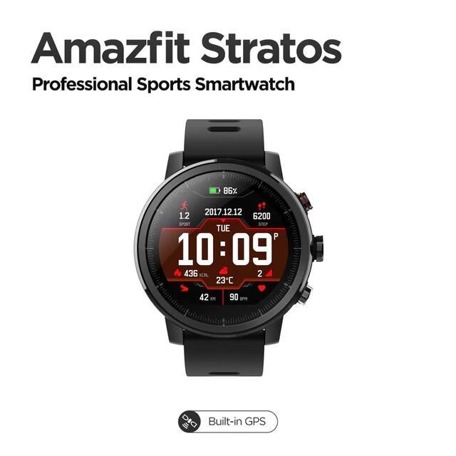 Xiaomi Amazfit Stratos desde España
