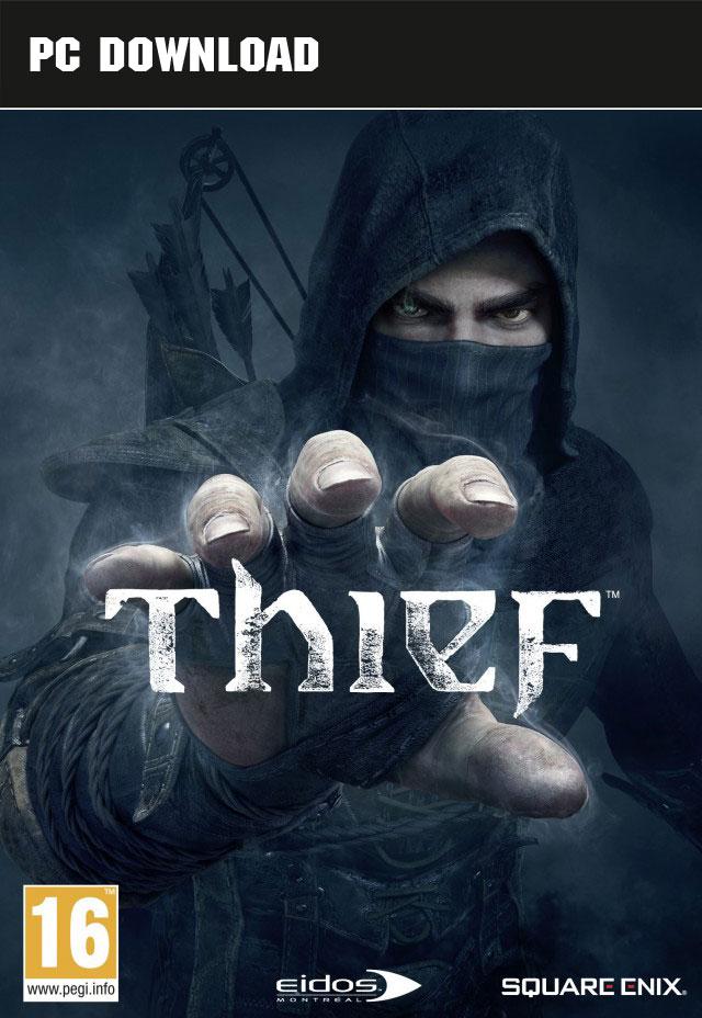 Thief 2014 - PC Steam @ Square Enix France