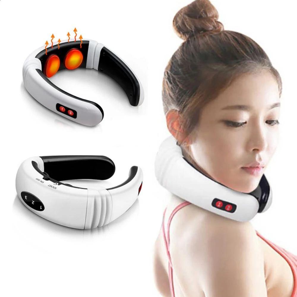 Masajeador de cuello Cervical eléctrico