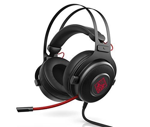 HP Omen 800 - Auriculares para gaming con micrófono
