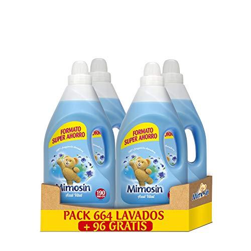 Mimosin Concentrado Suavizante Azul Vital (760 lavados, 0,02€ / lavado)