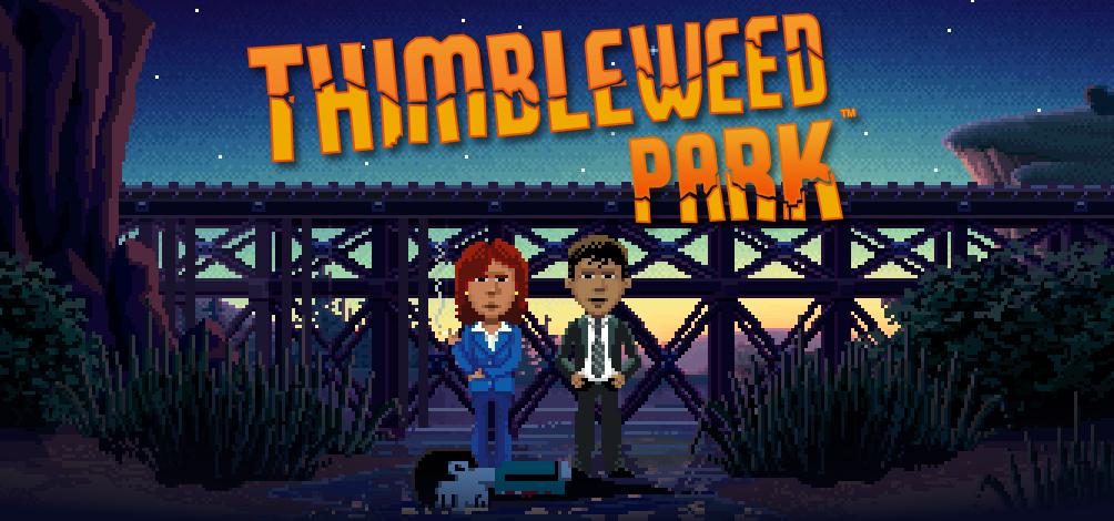 Thimbleweed Park para Android