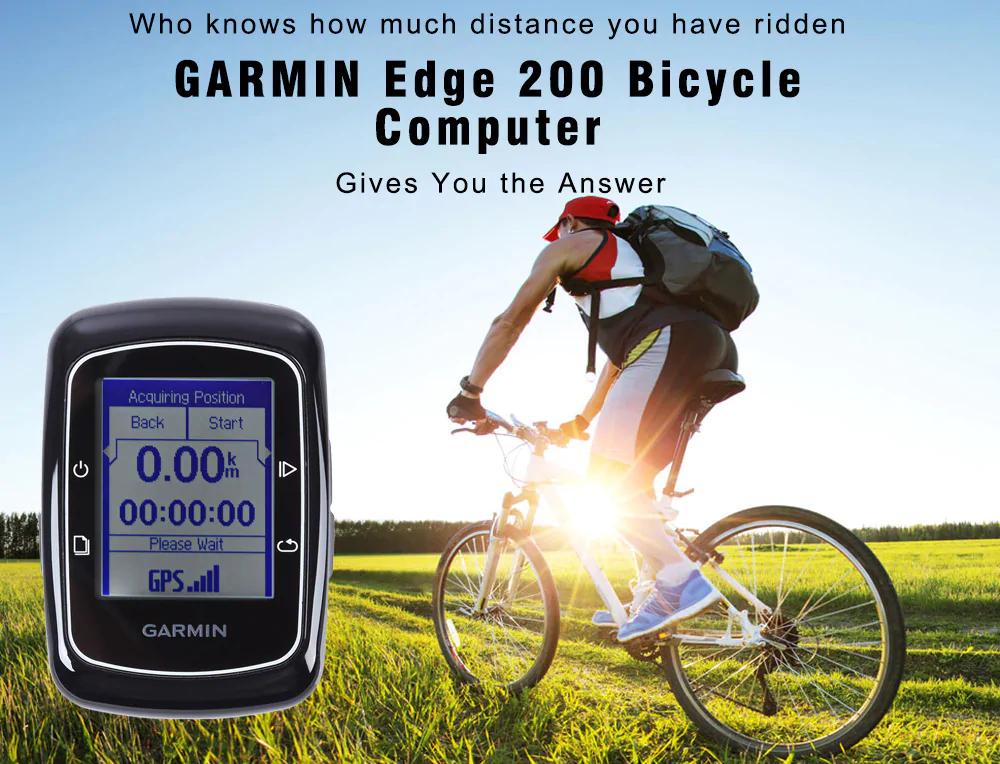 GARMIN Edge 200 GPS Bicycle