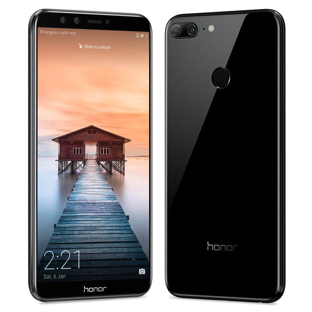 GLOBAL 5.65'' Huawei Honor 9 Lite 4GB 32GB 4G Smartphone 8Core Móvil Touch ID EU