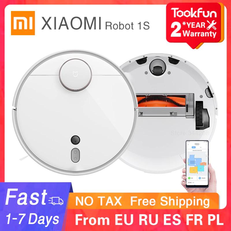 Robot aspirador Xiaomi Vacuum 1S