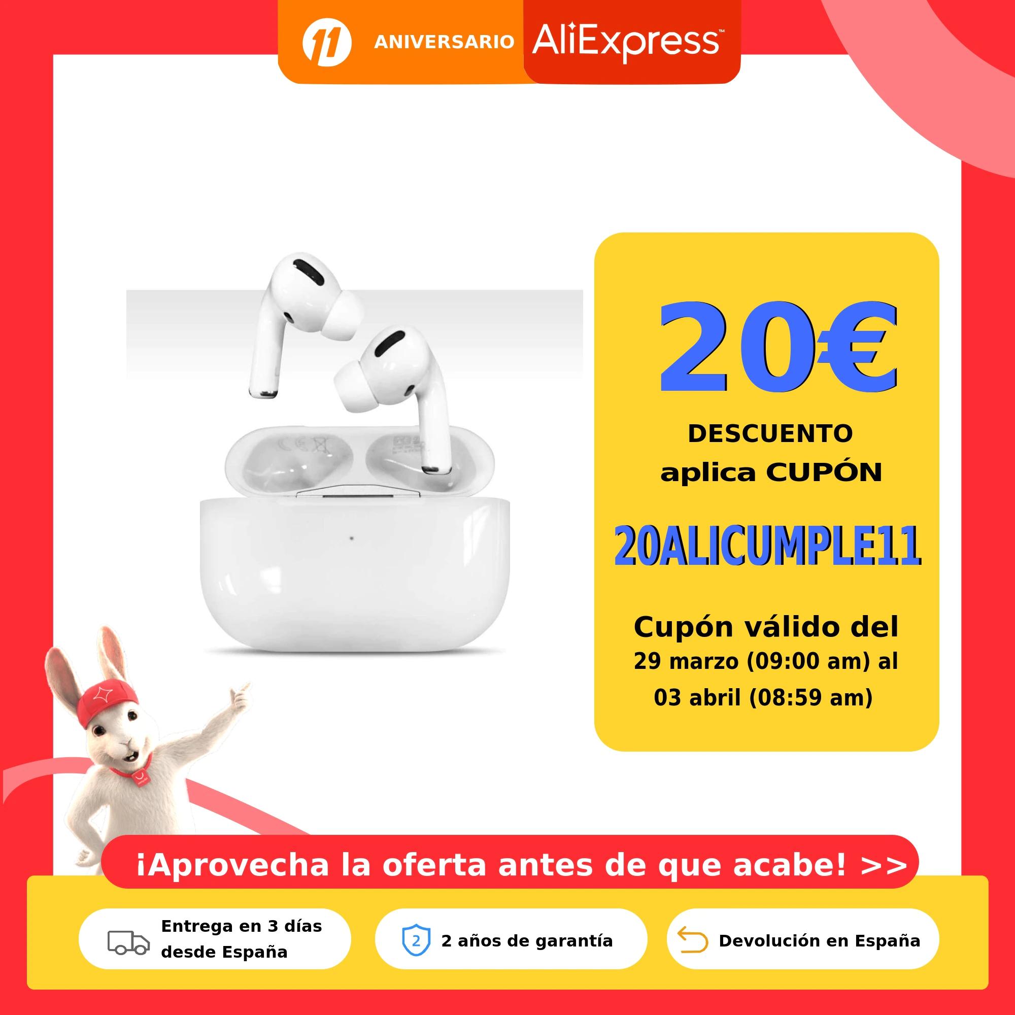 Apple Airpods PRO - Desde España