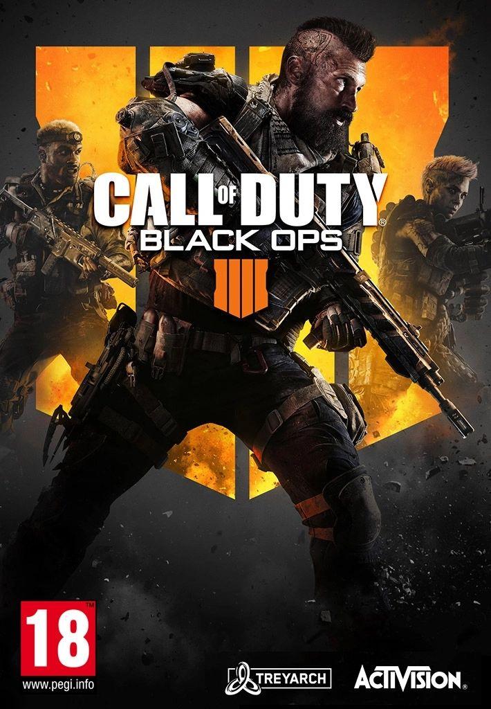 Call of Duty: Black Ops IIII (Código Digital) - PC
