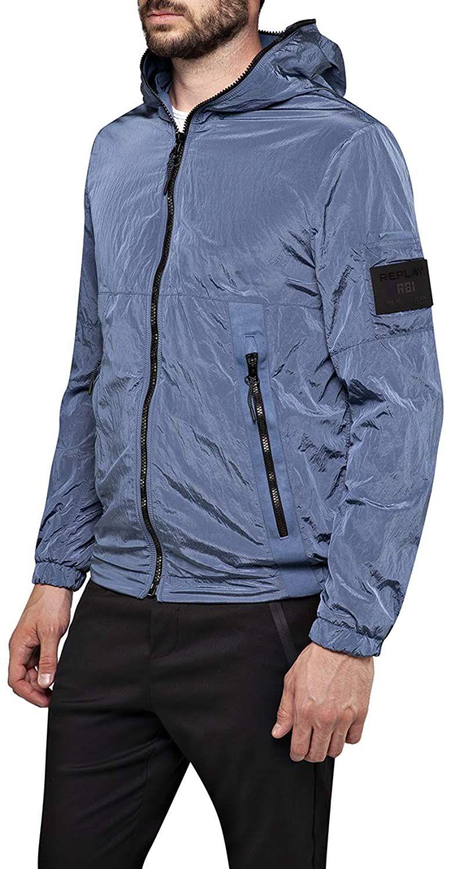 REPLAY chaqueta hombre T-S