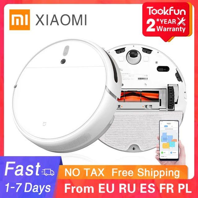 Xiaomi Mijia 1C Robot aspirador (Desde España)