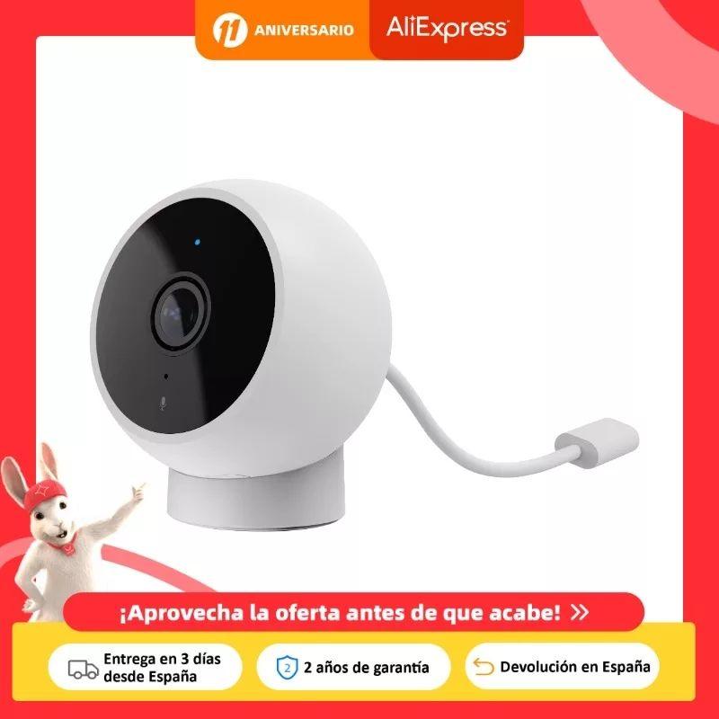 Mi Home Security Camera 1080P Smart (Montaje magnético)