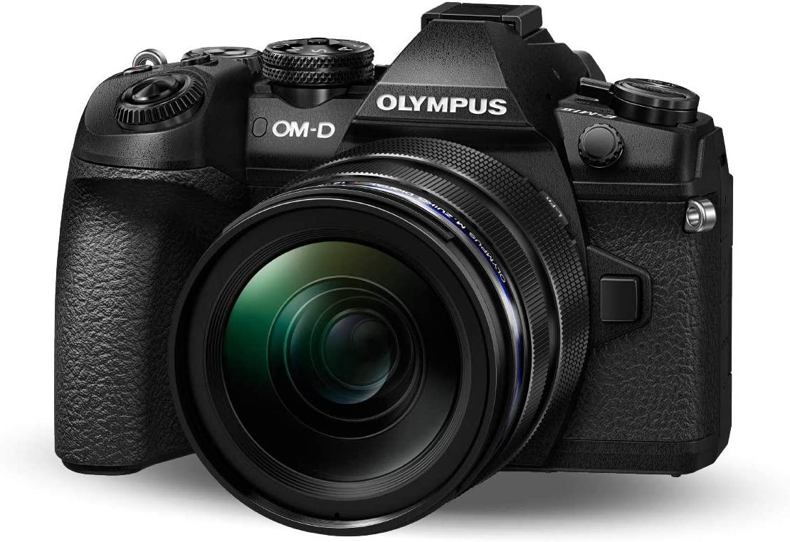 Olympus OM-D E-M1 Mark II + Kit objetivo 12-40 1:2.8 Pro