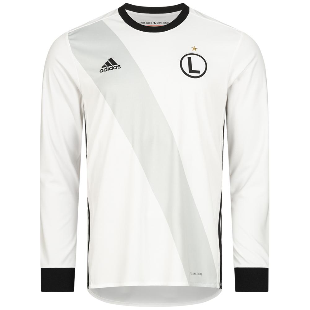 Camiseta de manga larga Legia de Varsovia Adidas