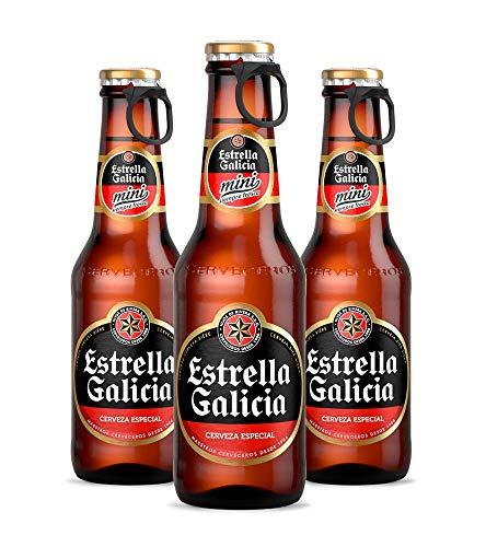 Estrella galicia mini 48 botellines 19 euros