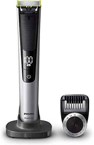 Philips QP6520/30 OneBlade Pro - Recortador de barba con peine de precisión