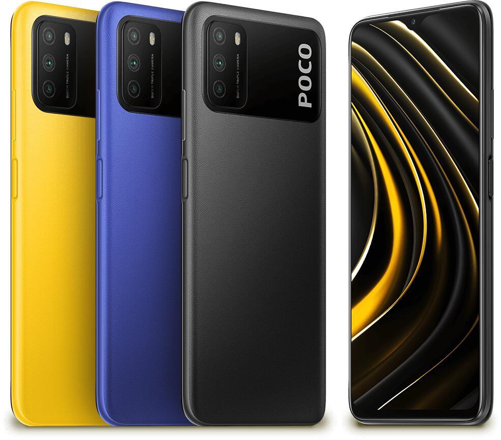 Xiaomi Poco M3 4GB/64GB Versión Global - Envío Desde España