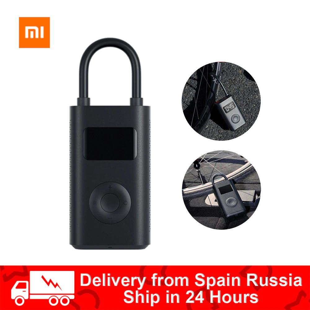 Xiaomi MI Portable Electric Air Compressor - Desde España