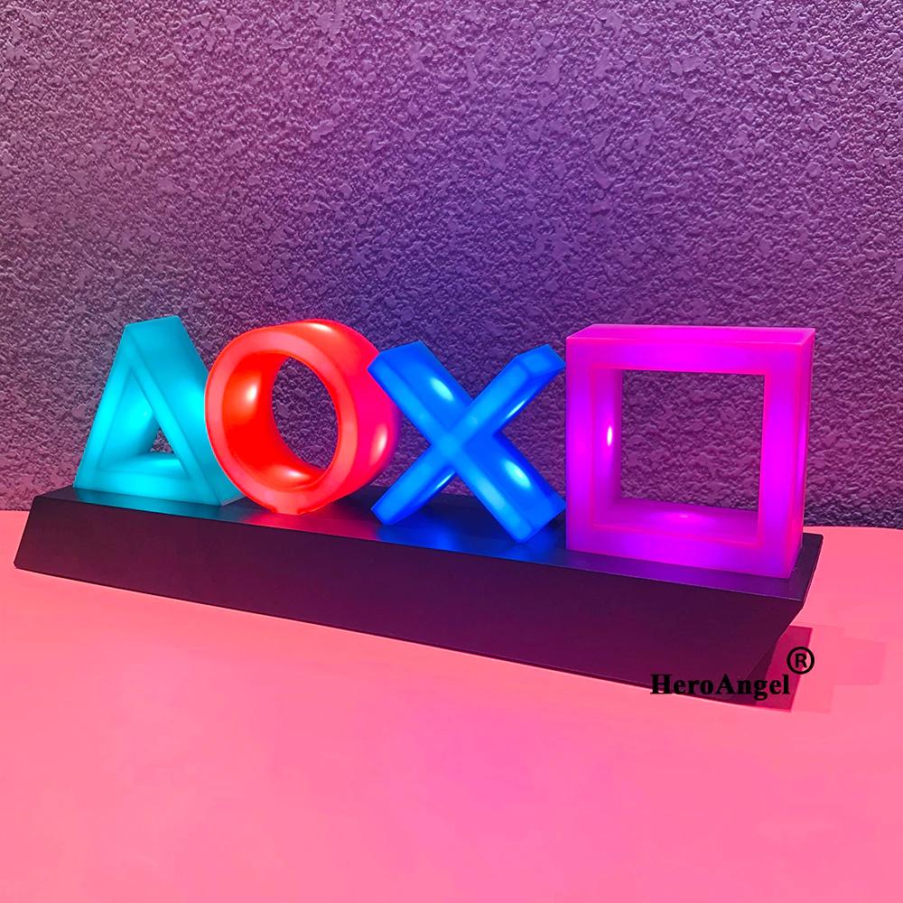 Lámpara decorativa PlayStation