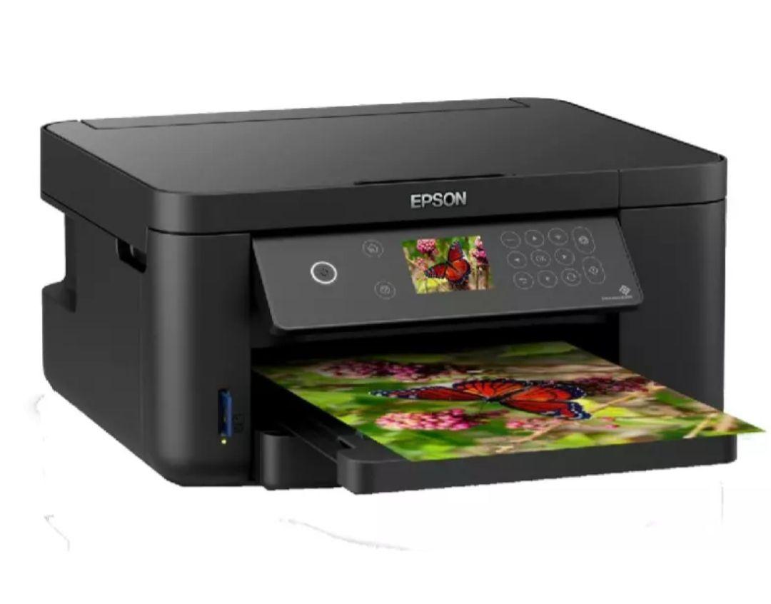 Impresora multifunción - Epson Expression Home XP-5105, WiFi, WiFi Direct, Pantalla LCD,