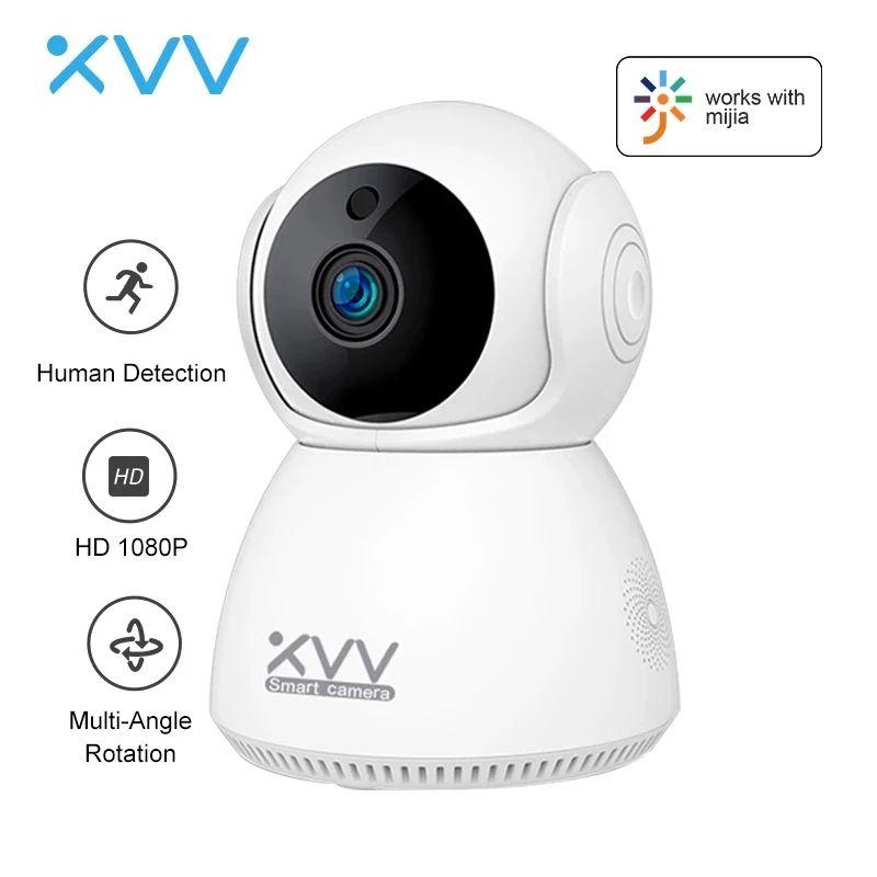 Xiaovv Cámara infrarroja panorámica 1080p