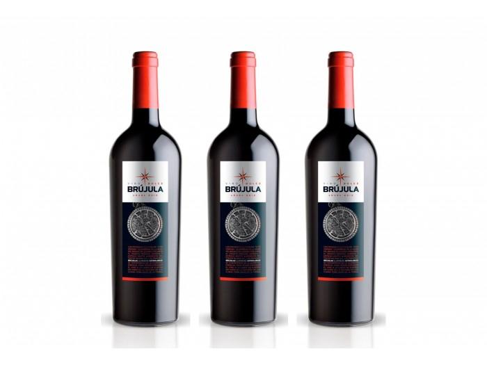 Vino dulce Brújula Dulce 2010 (V.T. Castilla)