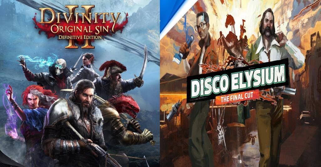 Disco Elysium - The Final Cut por 6,94€ & Divinity: Original Sin 2 Definitive Edition por 3,86€ con PayPal [Gog Rusa]