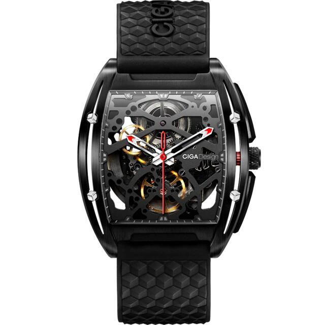 Reloj Ciga Design All Black