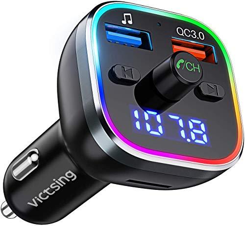 Transmisor FM Bluetooth V5.0 Amazon
