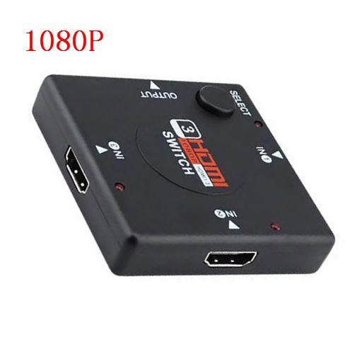 Switch 3 puertos HDMI 1080p