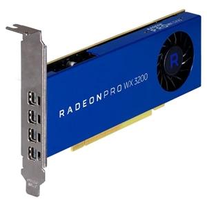 Tarjeta gráfica AMD Radeon Pro WX3200 4 GB GDDR5