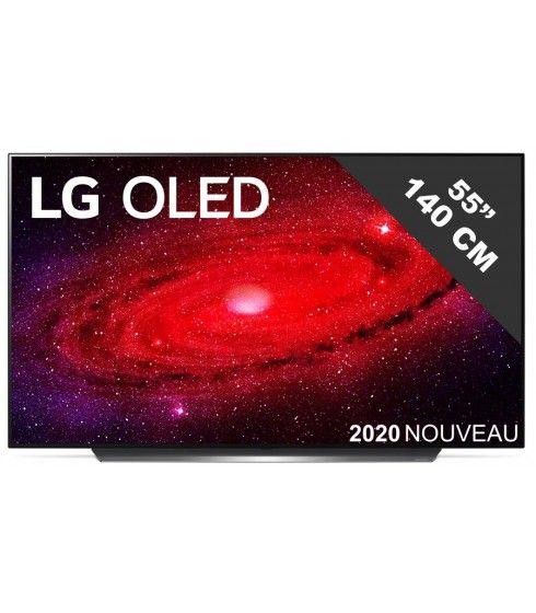 TV LG OLED 55CX6LA UHD 4K