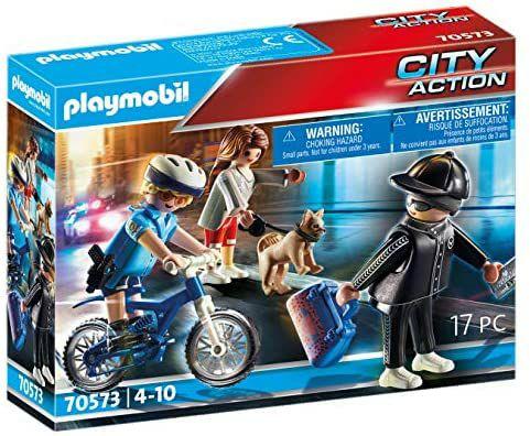 PLAYMOBIL City Action - Bici Policial