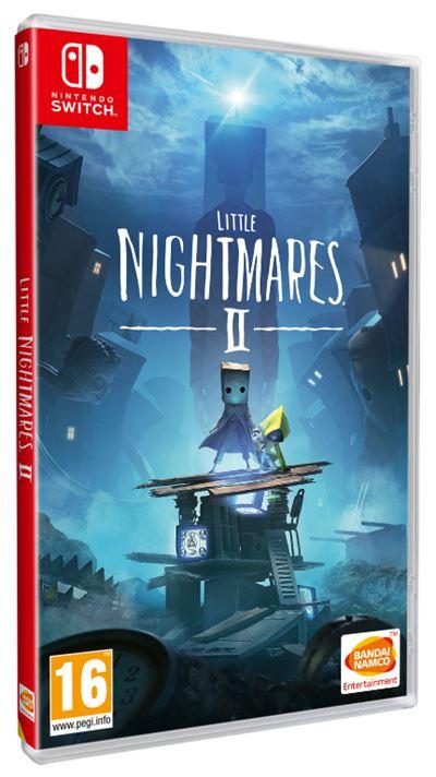 Little Nightmares II Nintendo Switch solo 14.9€ [+ cupón de 10€ prox. compra]