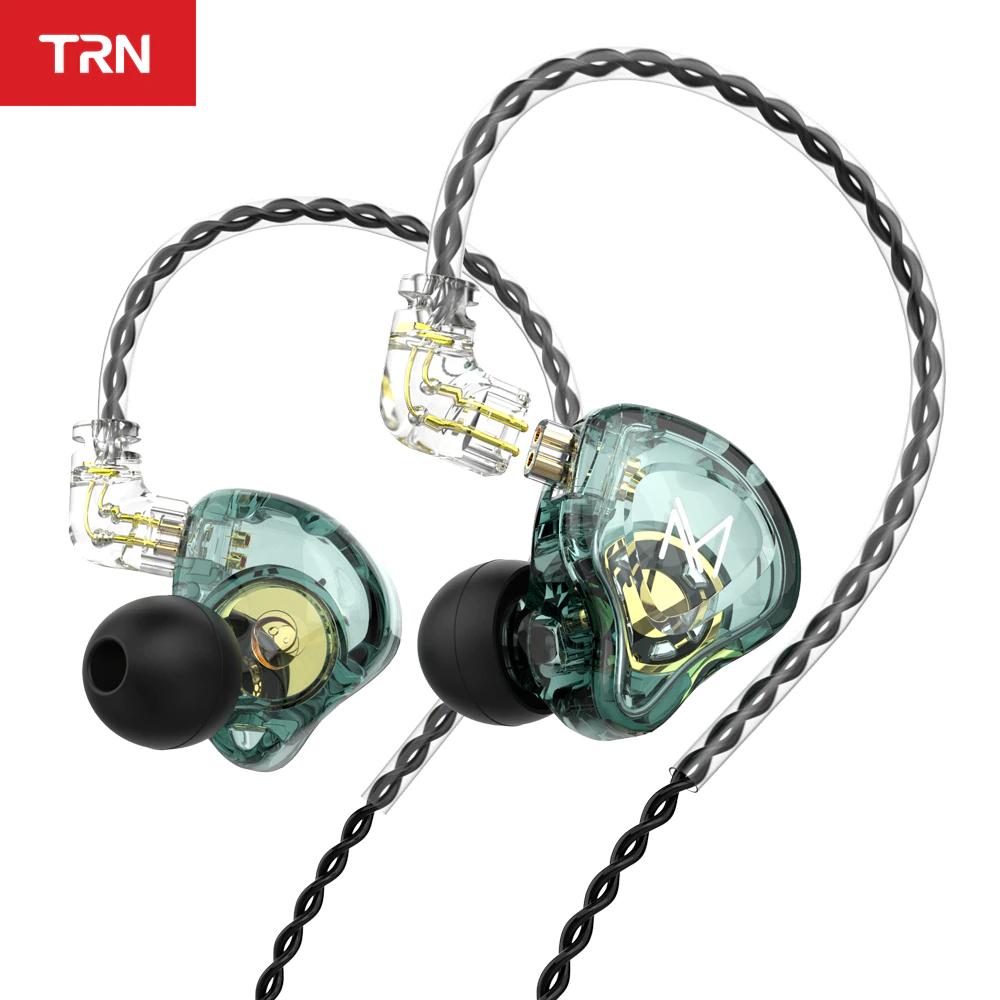 Nuevos auriculares TRN MT1 - Dinámicos con cable reemplazable